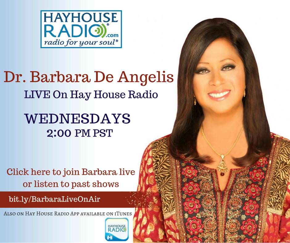Barbara-D-Angelis-HayHouse-Radio